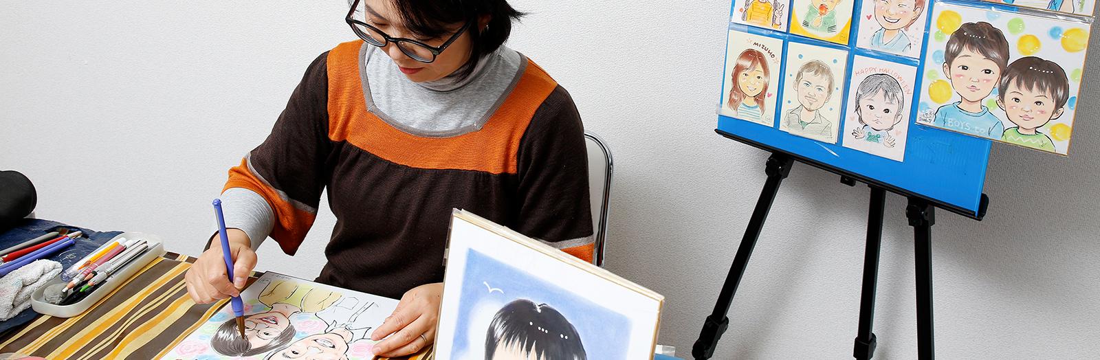 Blog似顔絵ブログ